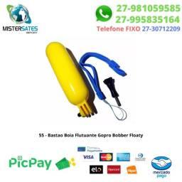 55 - Promoção - Bastao Boia Flutuante Gopro Bobber Floaty<br><br>