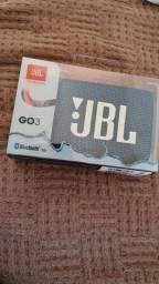 Caixa de som Go 3 JBL original