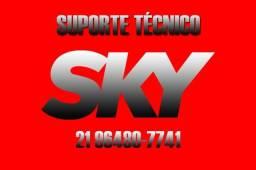 Antenista Instalador de Antenas-Sky-Vivo-Claro-Oi-Net