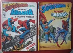 Superman x Homem Aranha