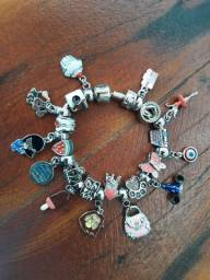 Pulseiras e berloques lindos modelos monte sua pulseira