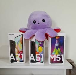 Samsung A71, A51, M51