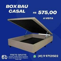 BOX BAÚ CASAL
