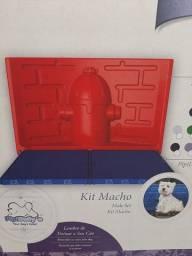 Kit Pipidollys Sanitário Luxo para Cães Machos<br><br>