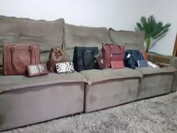Bolsas e carteiras femininas