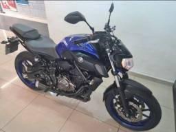 Yamaha MT - 07 ABS
