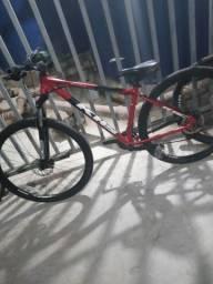 Bicicleta KRS.