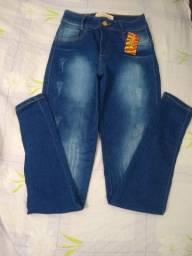 Calça jeans n° 38