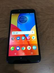 Motorola Moto E4 Plus azul Dual Chip completo!
