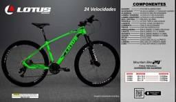 Bicicleta aro 29 hidráulica R$ 2.250,00