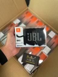 Caixa de Som JBL GO3, Nova, Lacrada + NF