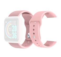 Título do anúncio: Pulseira relógio Smartwatch D20