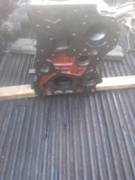 Bloco motor Mwm x10 4 cilindros, sem solda, número baixado