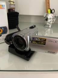 Filmadora Sony Hand Cam 30 Gb