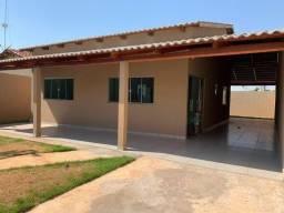 Casa com 3 dormitórios (parcelas via boleto bancário)