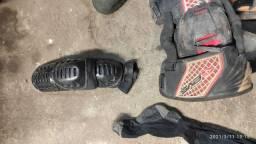 Roupa para trilha motocross