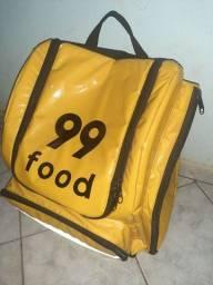 Bag entregador 99food