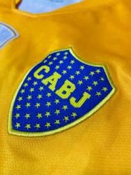 Camisa Boca Juniors - Uniforme 3 - 19/20