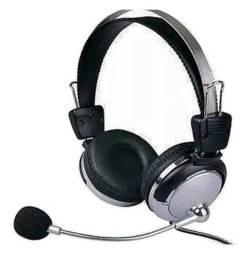 Fone De Ouvido Gamer Headset Super Bass Com Microfone Kt-301