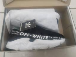 Tênis Adidas off white 39