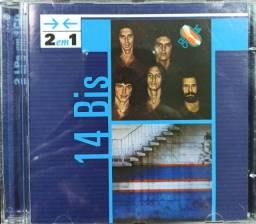CD 14 Bis - 14 Bis I (1979) / 14 Bis II (1980)