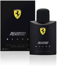PERFUME FERRARI BLACK ORIGINAL 125ML