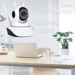 Camera robôzinho monitore pelo seu celular
