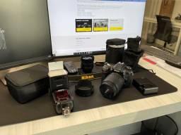 Máquina Fotográfica Nikon D7200