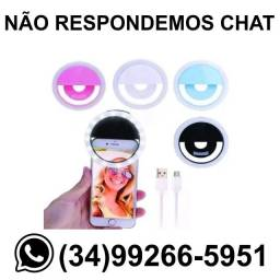 Ring Light Selfie - Presilha para Celular