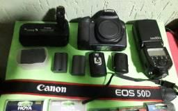Equipamento Fotografia Profissional Canon! Barato! Tudo por R$ 1.100,00!