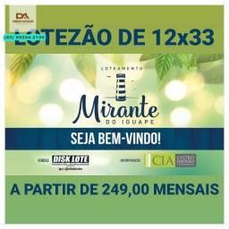 Título do anúncio: Lotes Mirante do Iguape &¨%$