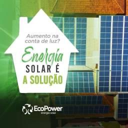 Economize energia com o Sol