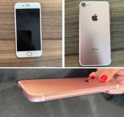 iPhone 7 32GB Rose em ótimo estado