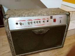Cubo de Guitarra 150 W - Warm Music Dark Angel 210 GTV valvulado (2 falantes)