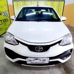 Toyota Etios 1.5 X Sedan 2018
