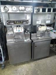 maquina para comercio 8 7 5 6 de sorvete expresso revisada e com garantia