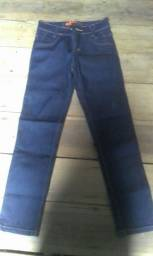 Calça jeans infantil masculina  tamanho 32