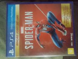 Vendo Jogo Spiderman novo lacrado
