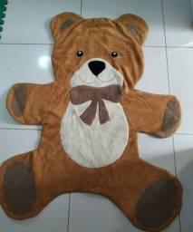 Vendo tapete de urso