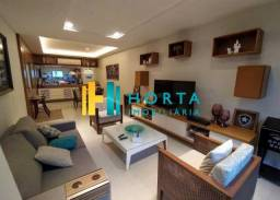 Apartamento à venda com 3 dormitórios em Copacabana, Rio de janeiro cod:CPAP31696