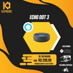 Echo dot 3 - Alexa