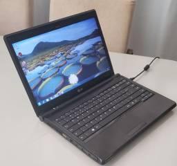 Notebook LG i3 SSD 120GB 4gb RAM Muito Rápido pra usar top !! ( Birigui SP)