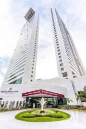 Flat com 1 dormitório para alugar, 32 m² por R$ 2.200/mês - Boa Viagem - Recife/PE