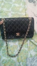 Bolsa Chanel preço p vender logo - Brinde uma bolsa pequena