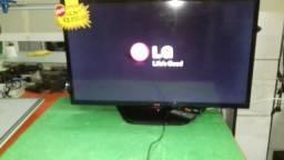 """Tv lg 39"""" led modelo 39ln5400 execelente estado"""