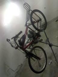 Bicicleta motorizada (nao esta funcionando so precisa troca uma peça)