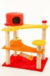 Arranhador p/ Gatos (Castelo Gira Gira)