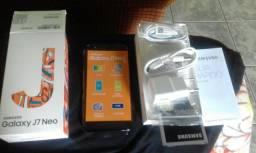Galaxy J7 Neo com 2 meses de uso