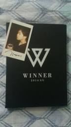 Cd Kpop WINNER 2014 S/S + card