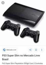 Vendo ps3 8 jogos originais